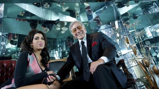 Amy Winehouse and Tony Bennett in Duets II