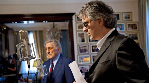 Tony Bennett and Andrea Bocelli from Duets II