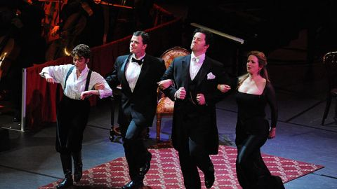 The Thomashefskys: Music and Memories of a Life in the Yiddish Theater