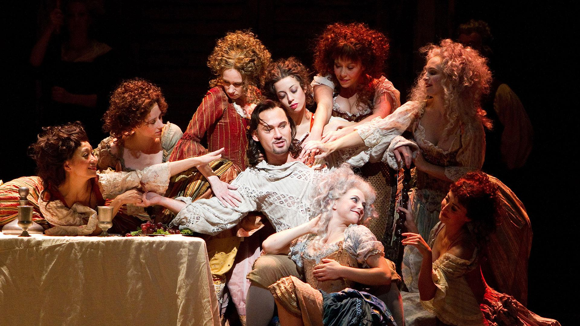 GP at the Met: Don Giovanni | About the Opera | Great ...