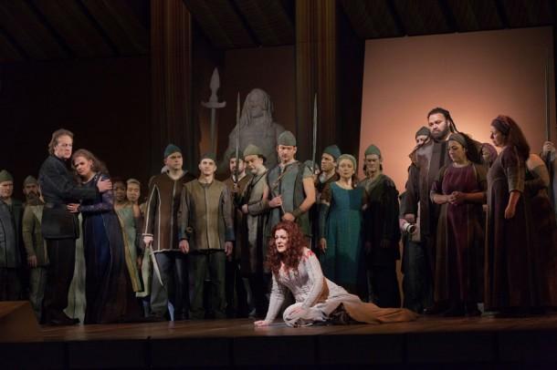 Photo: Ken Howard/Metropolitan Opera