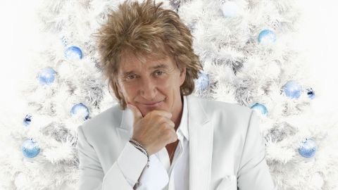 Rod Stewart: Merry Christmas, Baby