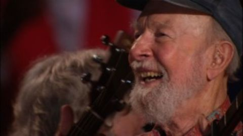 Pete Seeger's 90th Birthday Celebration from Madison Square Garden