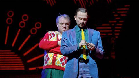 GP at the Met: Rigoletto