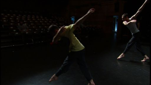 Dancing At Jacob's Pillow: Never Stand Still Preview