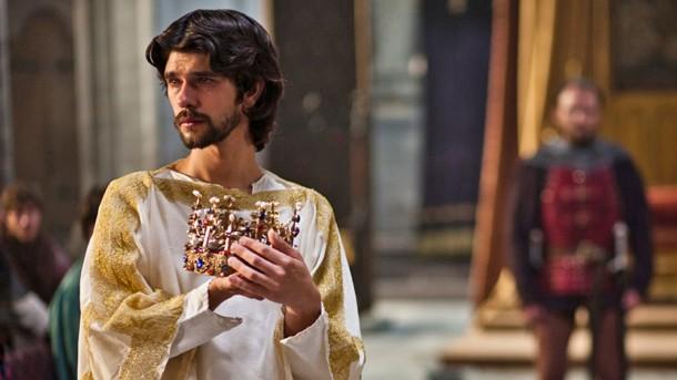 Ben Whishaw as Richard II