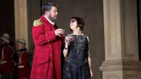 GP at the Met: Giulio Cesare