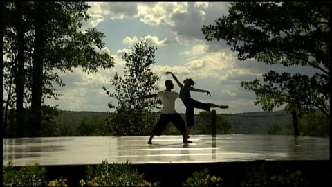 Dancing At Jacob''s Pillow: Never Stand Still