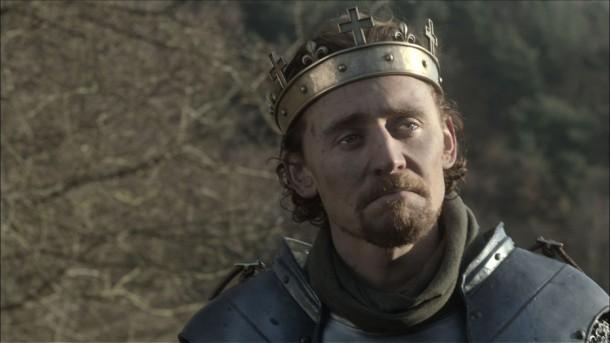 Tom Hiddleston as Henry IV
