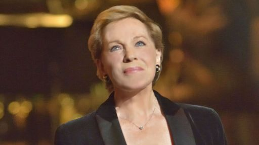 Julie Andrews at Great Performances 40th Anniversary