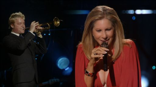 Barbra Streisand and Chris Botti Evergreen