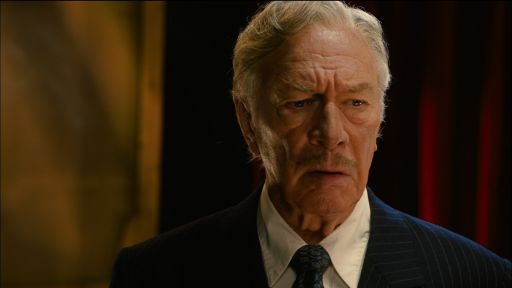Christopher Plummer as Barrymore
