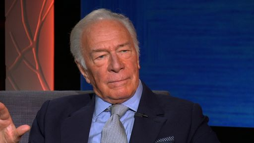 Christopher Plummer interview
