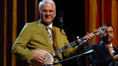 Steve Martin and the Steep Canyon Rangers featuring Edie Brickell in Concert