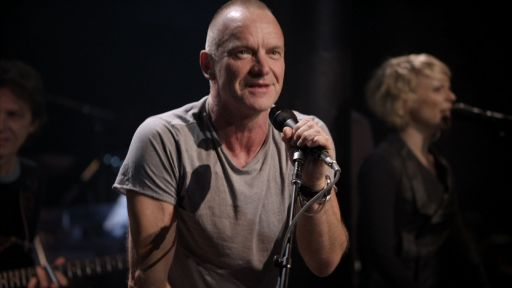 Sting performs The Last Ship