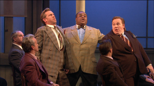 Clip |  <em>Guys and Dolls</em>: Sit Down, You're Rocking the Boat