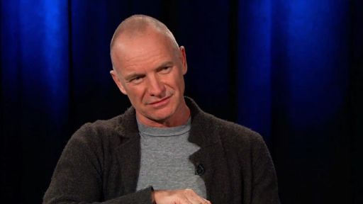Sting Interview on Creative Process