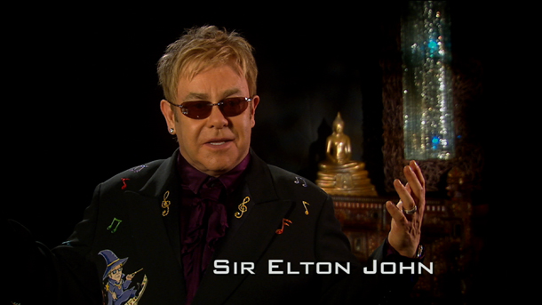Elton John in The Dave Clark Five and Beyond - Glad All Over
