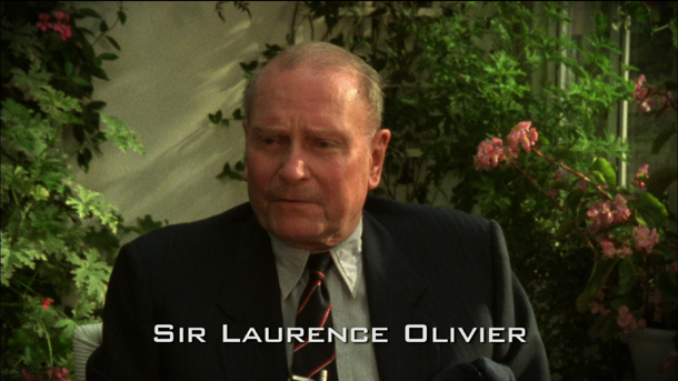 Sir Laurence Olivier was a Dave Clark Five Fan and collaborated with Dave Clark on the musical Time