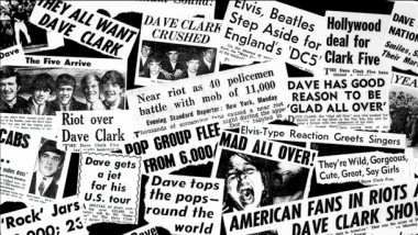 Fast Facts About the Dave Clark Five