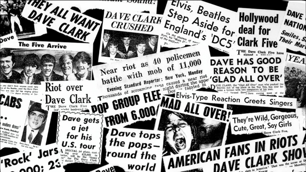 The Dave Clark Five And Beyond Fast Facts About The Dave