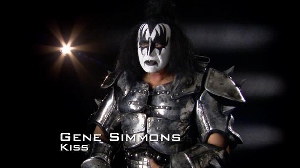 Gene Simmons of Kiss