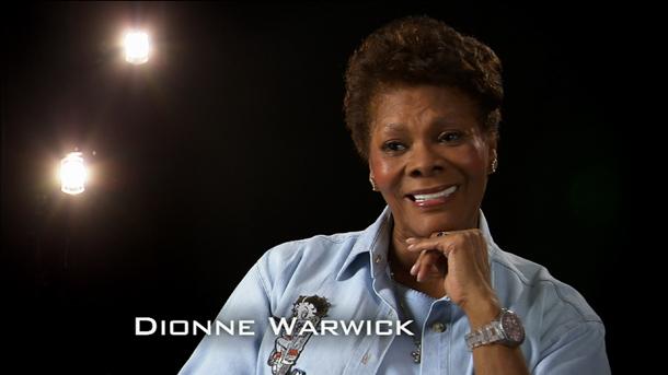 Singer Dionne Warwick Liked Dave Clark Five's Fashion Sense