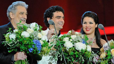 Domingo, Netrebko & Villazón: Three Stars in Vienna