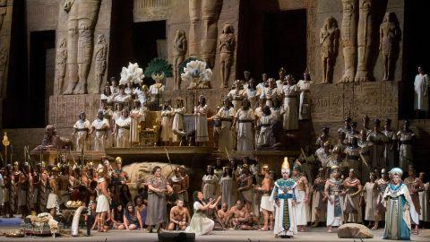 GP at the Met: Aida