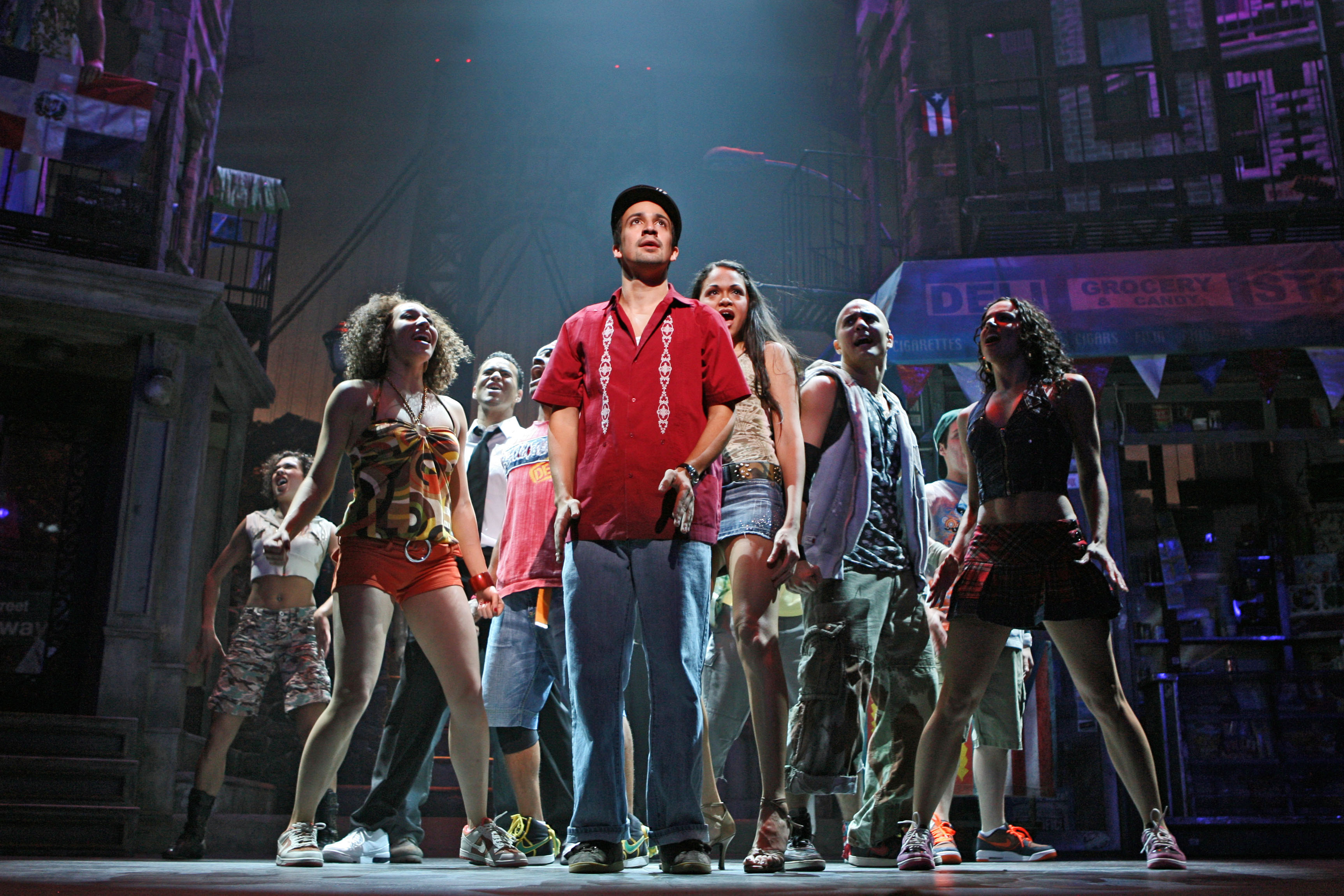 in the heights playwright
