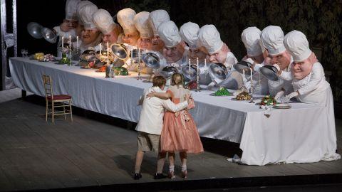 GP at the Met: Hansel and Gretel