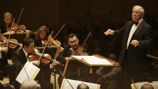Pierre Boulez, conductor