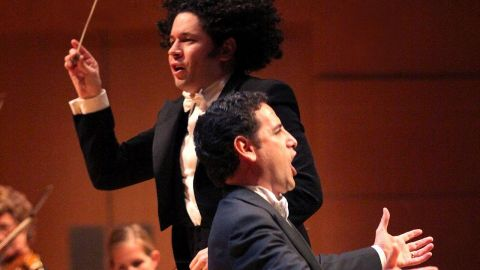 Celebración! Gustavo Dudamel and the LA Phil with Juan Diego Flórez