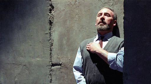 Primo with Antony Sher