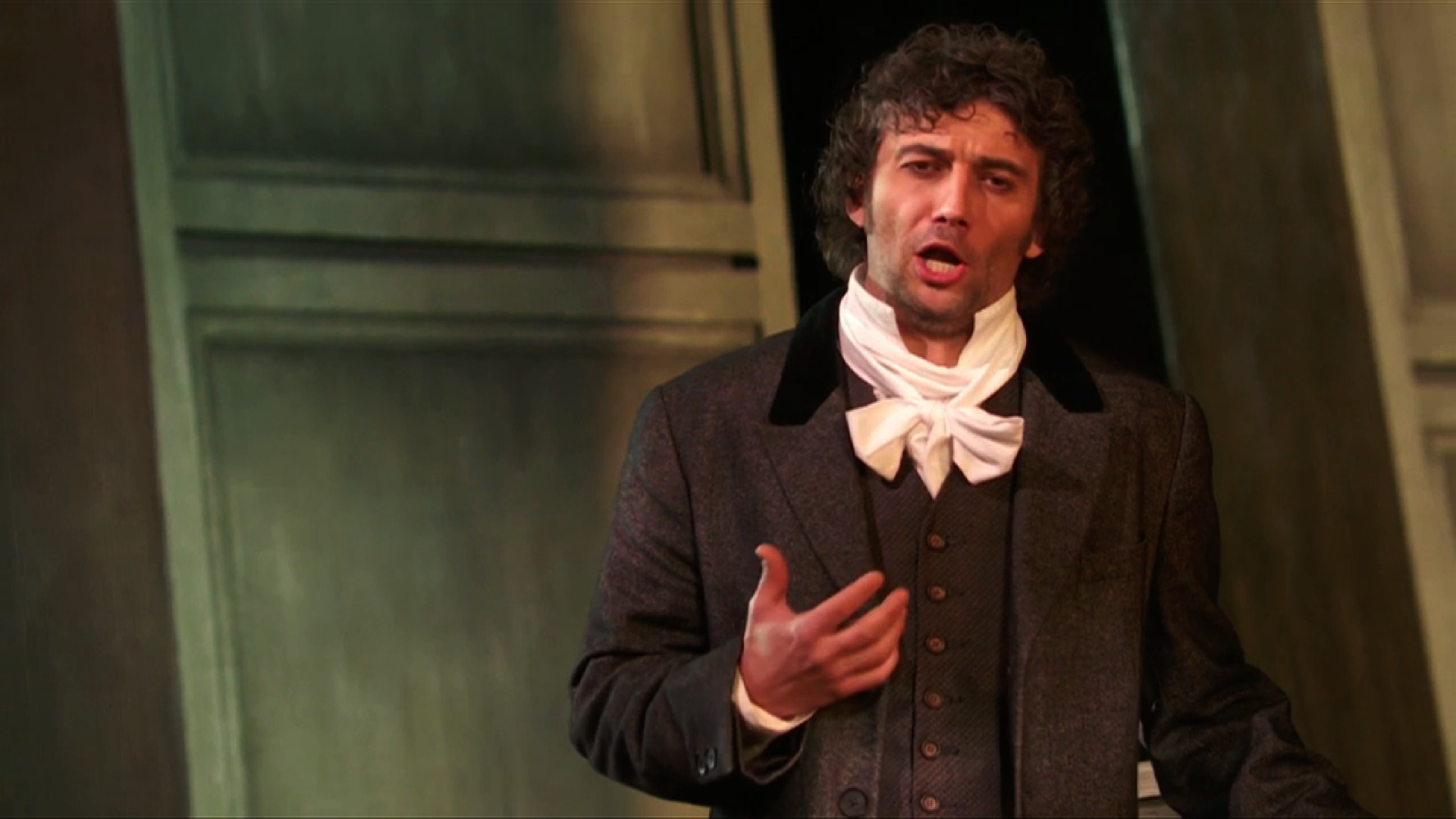 "GP at the Met: Werther | Jonas Kaufmann Sings ""O Nature"" 