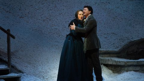 GP at the Met: La Bohème (2014)