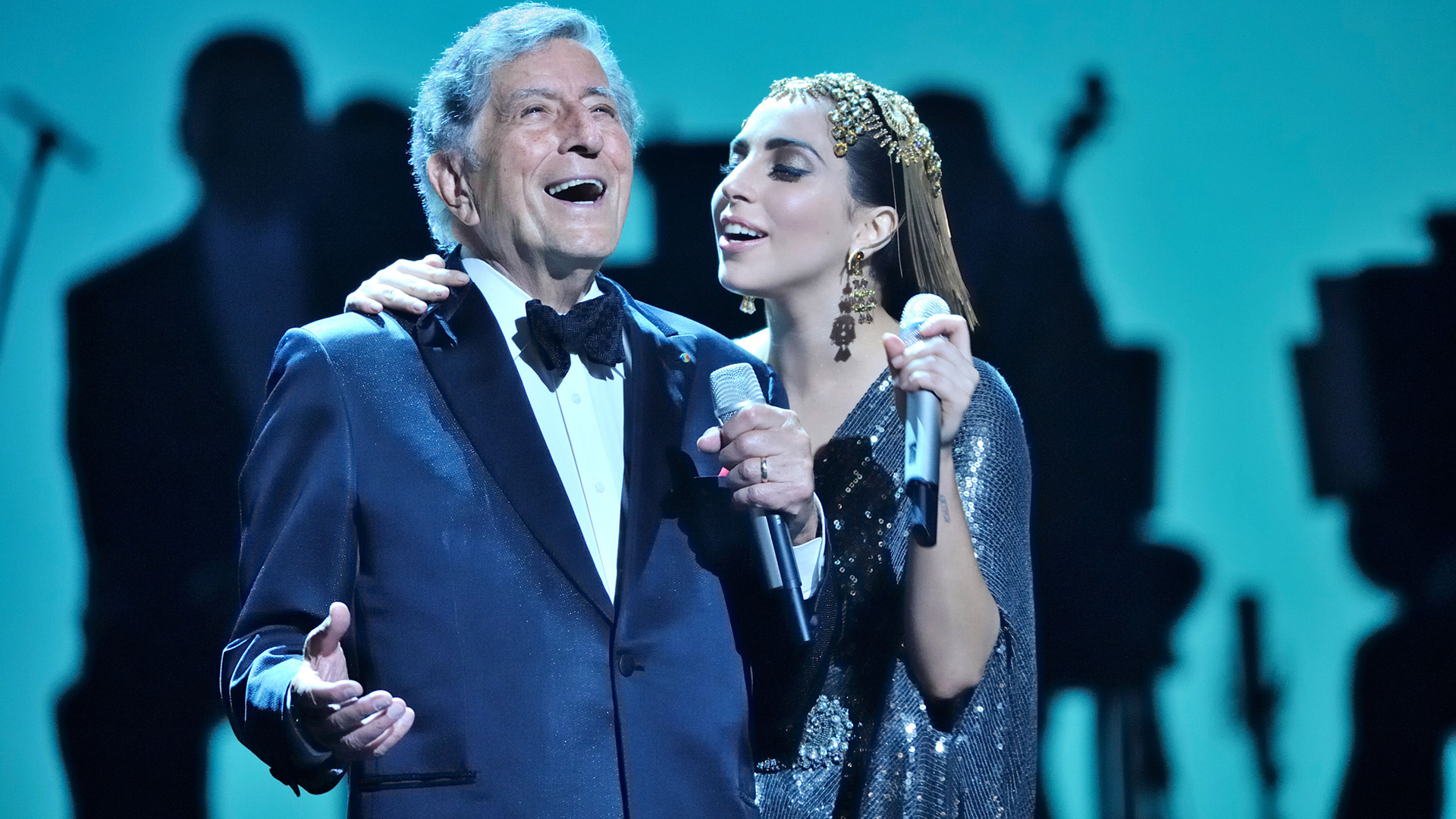 Cheek to Cheek, Tony and Gaga