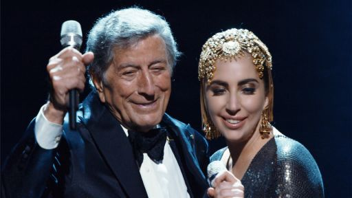 Tony Bennett and Lady Gaga: Cheek to Cheek