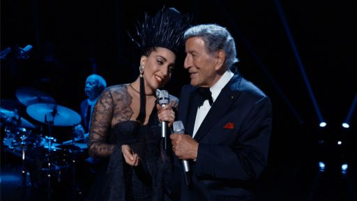 "Tony Bennett & Lady Gaga: Cheek to Cheek LIVE! -- Tony Bennett and Lady Gaga Perform ""I Won't Dance"""