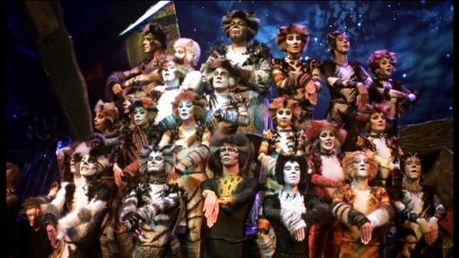 Cats the Musical on Great Performances