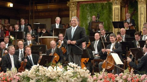 From Vienna: The New Year's Celebration 2015