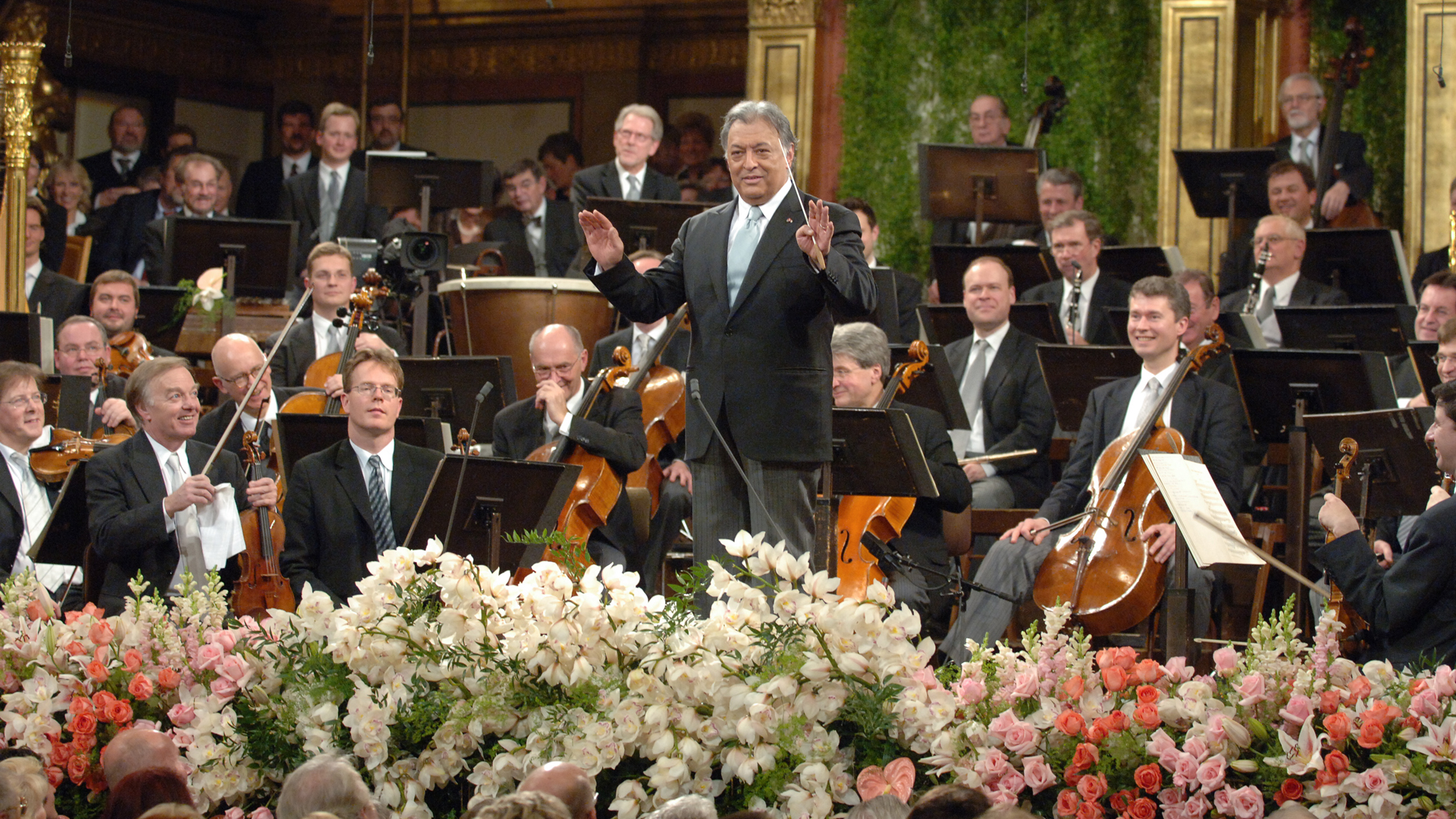 2015 New Year's Concert Vienna Philharmonic