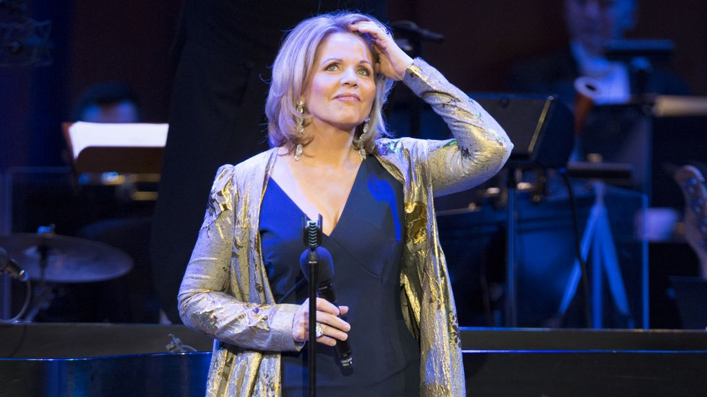 "Renée Fleming in ""Great Performances: American Voices with Renée Fleming."" Photo: Scott Suchman"