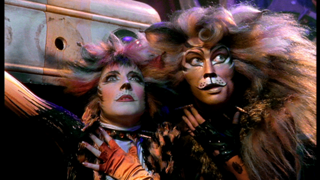 The Rum Tug Tugger in Cats