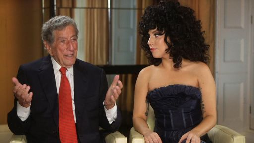 Tony Bennett and Lady Gaga Interview