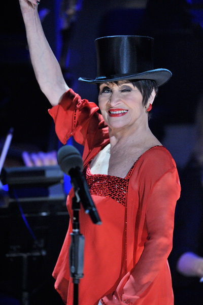 Chita Rivera. Photo by Joe Sinnott/WNET.