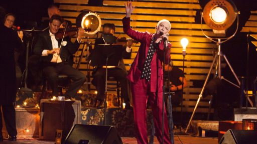 "Annie Lennox: Nostalgia Live in Concert - Full Episode -- Annie Lennox: Nostalgia in Concert - ""Georgia on My Mind"""