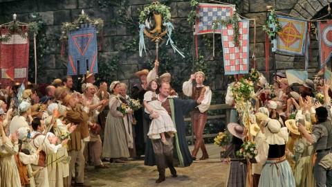 GP at the Met: Die Meistersinger von Nürnberg