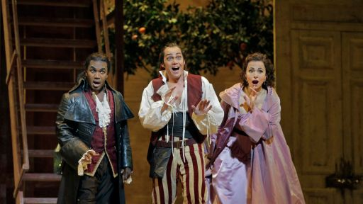 GP at the Met Barber of Seville