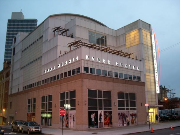 Mark Morris Dance Center in Brooklyn, NY.